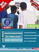 radiographer technician exam