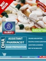 dha assistant pharmacist exam