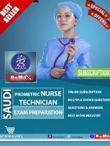 saudi prometric nurse technician
